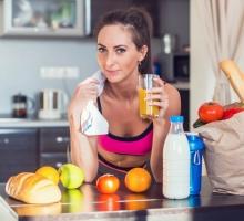 Acorda cedo para malhar? Saiba qual deve ser sua alimentação pré-treino!