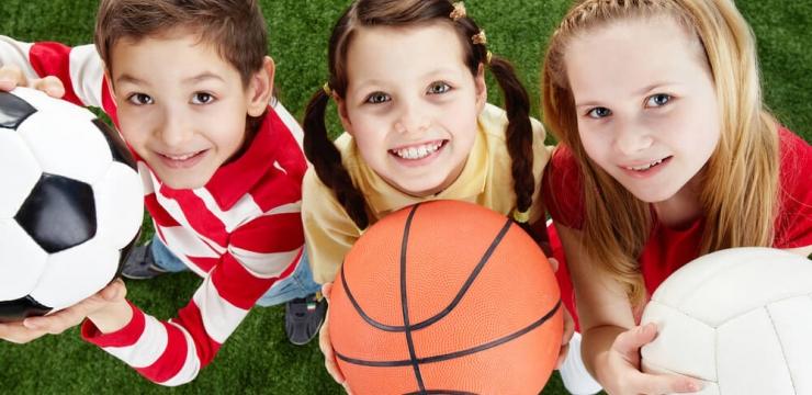 4 maneiras de incentivar os filhos a praticar atividade física!
