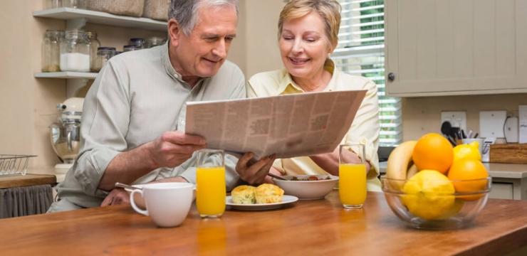 Como estimular hábitos saudáveis em idosos?