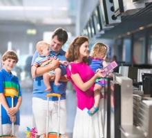 Conheça os cuidados essenciais com a saúde dos filhos antes de viajar