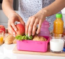 Lanches para crianças: 5 opções gostosas e saudáveis.