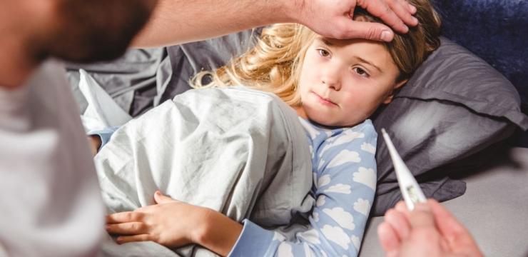 As 5 doenças infantis mais comuns e como preveni-las