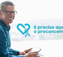 Novembro Azul: É importante quebrar o preconceito e combater o câncer de próstata!