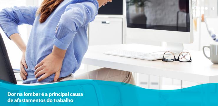 Dor na lombar: principais causas e tratamento