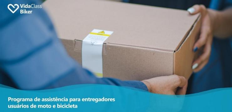 VidaClass cria produtos para motoristas de aplicativos de delivery