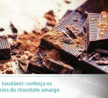 Páscoa Saudável: conheça os benefícios do chocolate amargo