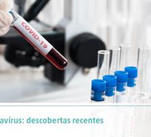 Coronavírus: descobertas recentes
