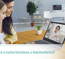 O que é e como funciona a telemedicina?