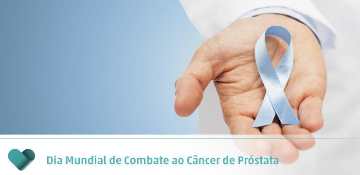 Novembro Azul – Dia Mundial de Combate ao Câncer de Próstata