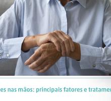 Artroses nas mãos: principais fatores e tratamentos