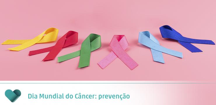 Dia Mundial do Câncer: prevenção