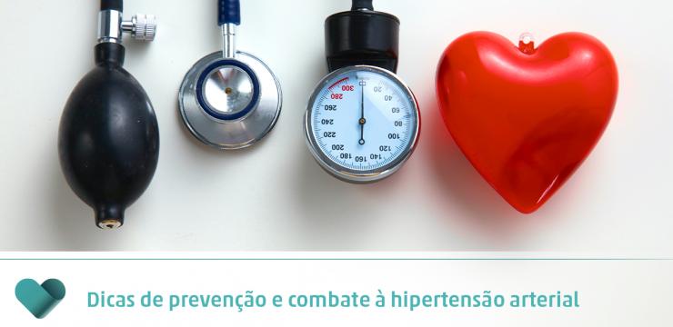 Dicas de prevenção e combate à hipertensão arterial