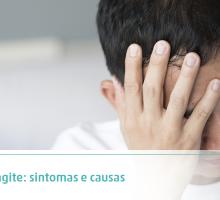 Meningite: sintomas e causas
