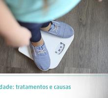 Obesidade: tratamentos e causas
