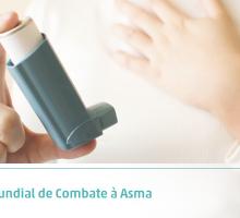 Dia Mundial de Combate à Asma