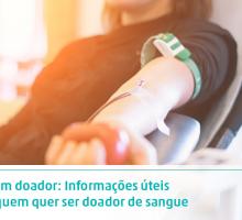 Como doar sangue: informações úteis para quem quer ser doador de sangue